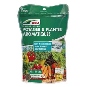 Engrais Potager et Plantes Aromatiques