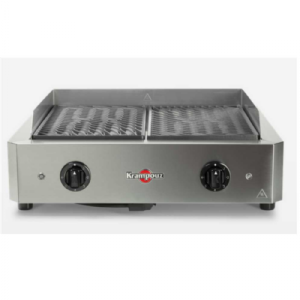 Barbecue Electrique MYTHIC double