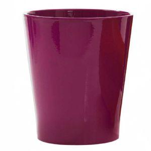 Cache Pot Orchidée Fuschia