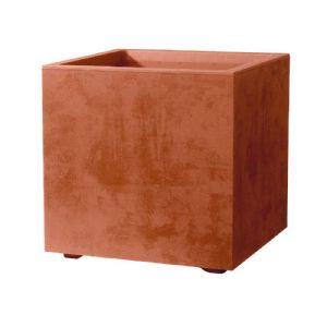 Cubo Millénnium Corten 39cm