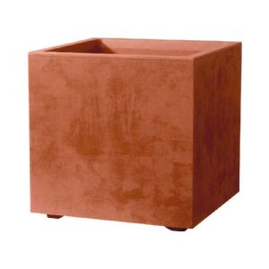 Cubo Millénnium 49 cm Corten