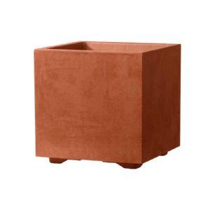Cubo Millénnium Corten 25 cm