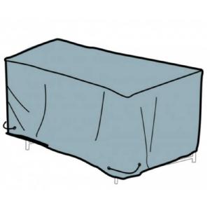 Housse pour table extensible 252x105x70