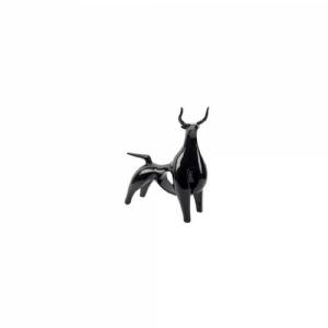 Sculpture taureau Marius