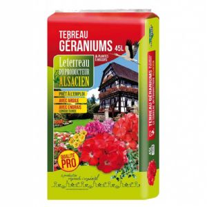 Terreau Géraniums